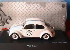 VW VOLKSWAGEN BEETLE KAFER DIE LUDOLFS SCHUCO 1/43 NEW