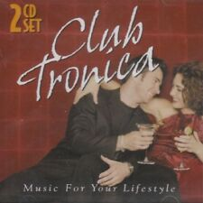 *HARD TO FIND* Club Tronica SERENITY Music For Your Life Style [2 CDs] SEALED!