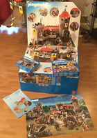 Playmobil Boxed Lion Knights Castle 4865 Complete & 4871 & 4873 VGC.