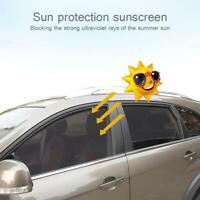 Magnetic Car Sun Shade UV Protection Curtain Car Window Sunshade (Front) NI5L