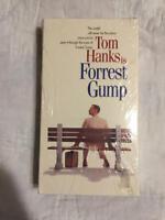 1995 VHS Movie FORREST GUMP Tom Hanks SEALED Excellent Movie! Blockbuster