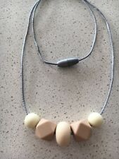 Silicone Necklace for Mum Jewellery Beads Aus Gift (was Teething)