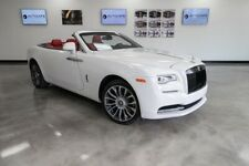 2018 Rolls-Royce Dawn Convertible