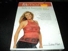 "DVD NEUF ""FITMAMA - BELLE ET EPANOUIE EN ATTENDANT BEBE"" Leisa HART"