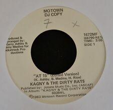 Kagny & The Dirty Rats MOTOWN 1672 At 15 Long and Short versions
