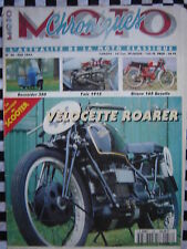 CHRONIQUES MOTO N°58 1994 VELOCETTE ROARER / BERNARDET 250 / GITANE GAZELLA