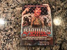 Omies Sangre En El Barrio New Sealed DVD! Biutiful Hell Macario Cronos El Topo