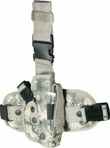 UTG PVCH178R Special Ops Universal Leg Holster - Gen II ACU FREE SHIP