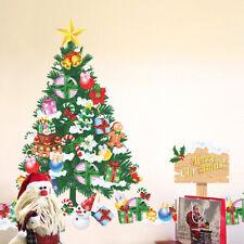 Al Por Mayor Navidad Fiesta Decoraciones Decoración ecológico de alta calidad de la Etiqueta Engomada HD