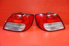 JDM Subaru Impreza WRX TS Outback OEM Tail Lights Lamps Pair Wagon 2002-2003