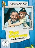 Pippi Langstrumpf außer Rand und Band von Olle Hellbom | DVD | Zustand gut
