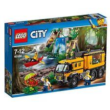 LEGO® City 60160 Mobiles Dschungel-Labor  NEU OVP_ Jungle Mobile Lab NEW MISB