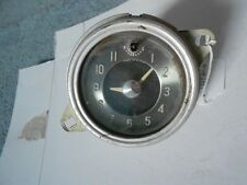 VINTAGE 1954 BUICK IP DASH PANEL INTERIOR CLOCK ORIGINAL for PARTS or RESTORE