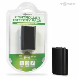 Tomee M05561-BK Rechargeable Controller Battery Pack For Xbox 360