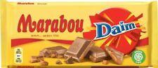 Marabou Daim Milk Chocolate 200g, 10-Pack