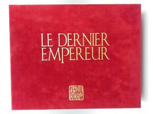 Le Dernier Emperador Estuche Coleccionista Numerada N º 5092 Completo