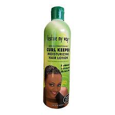 TEXTURE MY WAY CURL KEEPER MOISTURISING HAIR LOTION 355 ml
