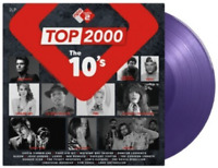 Various Artists Top 2000 The 10's LP Coloured Purple Numbered Vinyl New Sealed