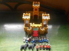 Lego Castle Classic 375/6075 Château Jaune 1981