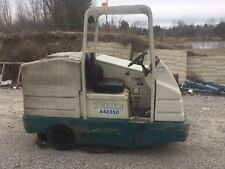 Tennant 7400 Sweeper Scrubber Lpg New Brush Included