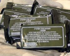 LOT 5 dressing Trauma Bandage Field Emergency buy 2 get 12 IFAK Israeli Army IDF
