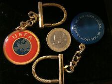 UEFA Schlüsselanhänger / We Care About Football Keyring