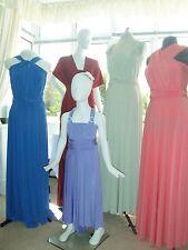 Twist Wrap Multi Way Dress,Bridesmaid, Gorgeous Iced Latte Colour