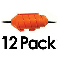 Cord Connect Water-Tight Cord Lock - Orange (12 Pack)