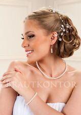 Markenlose Braut-Haarschmuck aus Metall/Kette