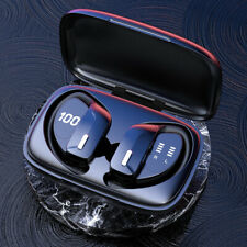 Bluetooth Ear-hook Headset 5.0 Tws Wireless Earphones Earbuds Headphones Stereo