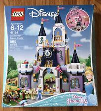 LEGO Disney Princess Cinderella's Dream Castle 41154 Building Kit 585 Piece