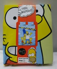 The Simpsons Duvet Cover Set  with  Pillow Cases From Primark