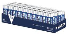 Varta Battery Alkaline 4x AA/LR6 1.5V High Energy Batteries