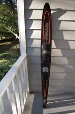 "Redline Kidder Classic 72"" Water Ski Precision Binding Control System Standard"