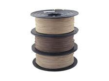 3D Drucker HOLZ PLA Filament Rolle 1,75mm Bambus Kork Holz  30g 100g 200g 750g