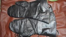 VINTAGE WW2  U.S. COLD WEATHER HEATED MITTENS A LORSANT HEATING UNIT 6 12 V