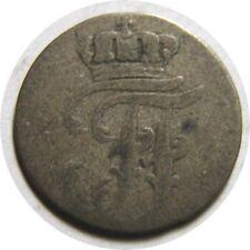 New listing elf Germany Duchy of Mecklenburg-Schwerin 1 Schilling 1805 Napoleonic Wars