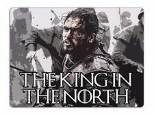 Travail Top Saver, Verre à découper Planche 40 x 30 Jon Snow Game of Thrones Design