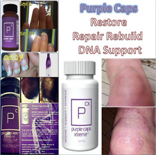 Bhip DNA Support Purple Caps Restore Repair Rebuild anti-inflammatory 60 Cap new