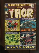 JOURNEY INTO MYSTERY #119 VG 1ST APPEARANCE OF THE DESTROYER!