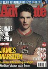 The Advocate May 24 2005 James Marsden Pope Benedict XVI 060719DBE