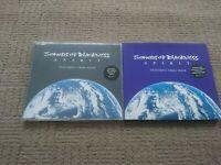 SOUNDS OF BLACKNESS SPIRIT 1997 ORIGINAL CD X 2 MAXI-SINGLES UK RELEASE