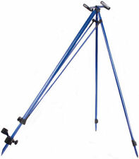 NEW Shakespeare salt telecopic sea fishing tripod & carry case