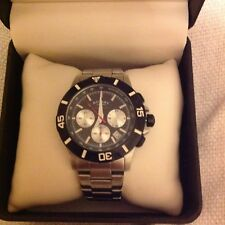 Mens Rotary Chronograph Divers Watch