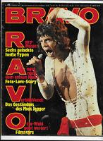 BRAVO Nr.49 vom 29.11.1972 Roxy Music, Grand Funk, Moody Blues, Mick Jagger...