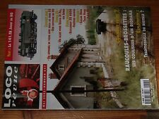 $$$ Loco Revue N°647 Raucoules-Brossettes  141.TA  Usson St Pal  XR 6000  141.TA