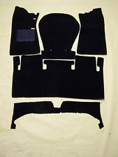 DATSUN 510 FRONT AND REAR 1968-1973 BLACK LOOP CARPET CRAZY  PRICE
