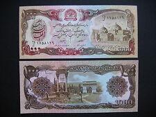 AFGHANISTAN  1000 Afghanis 1979  (P61a)  UNC