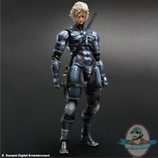 Metal Gear Solid 2 Play Arts Kai Raiden Action Figure by Square Enix