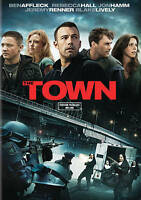 The Town (DVD, 2010, Canadian) Widescreen Bilingual FREE SHIPPING IN CANADA